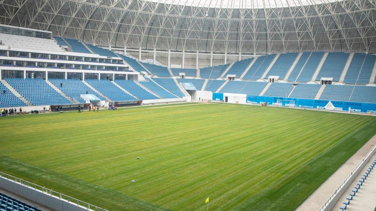 CS Universitaea Craiova a anunțat oficial că meciul cu Astra Giurgiu se va disputa mâine