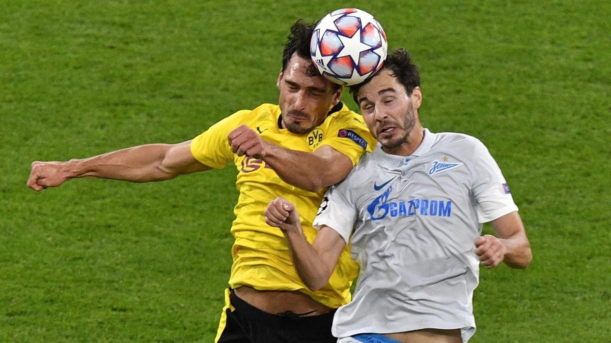 Zenit Borussiya Prognoz Stavki Statistika Sostavy Liga Chempionov Eurosport