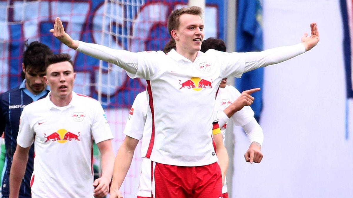 RB Leipzig will mit Lukas Klostermann verlängern