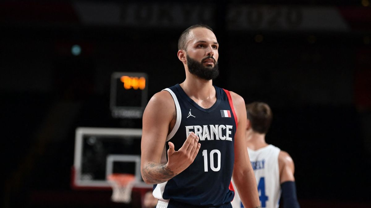 France - République Tchèque (Evan Fournier)