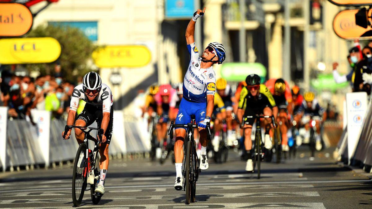 Julian Alaphilippe a reușit a cincea victorie de etapă în Turul Franței