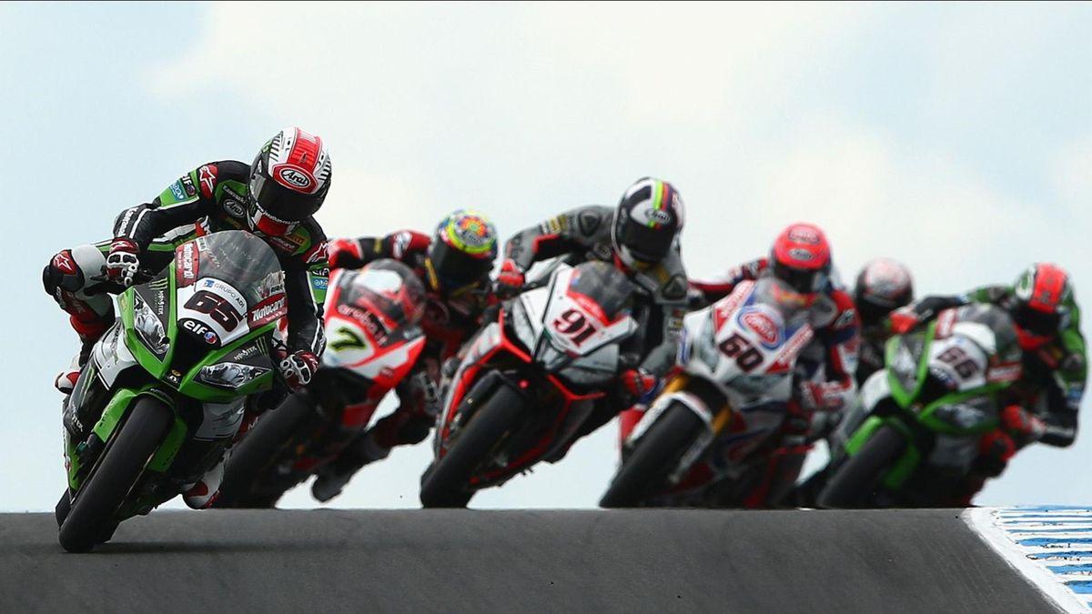Superbike-WM bis 2019 bei Eurosport