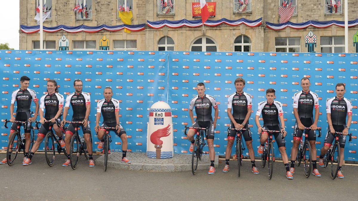 Tour de France 2016: Team Bora - Argon 18