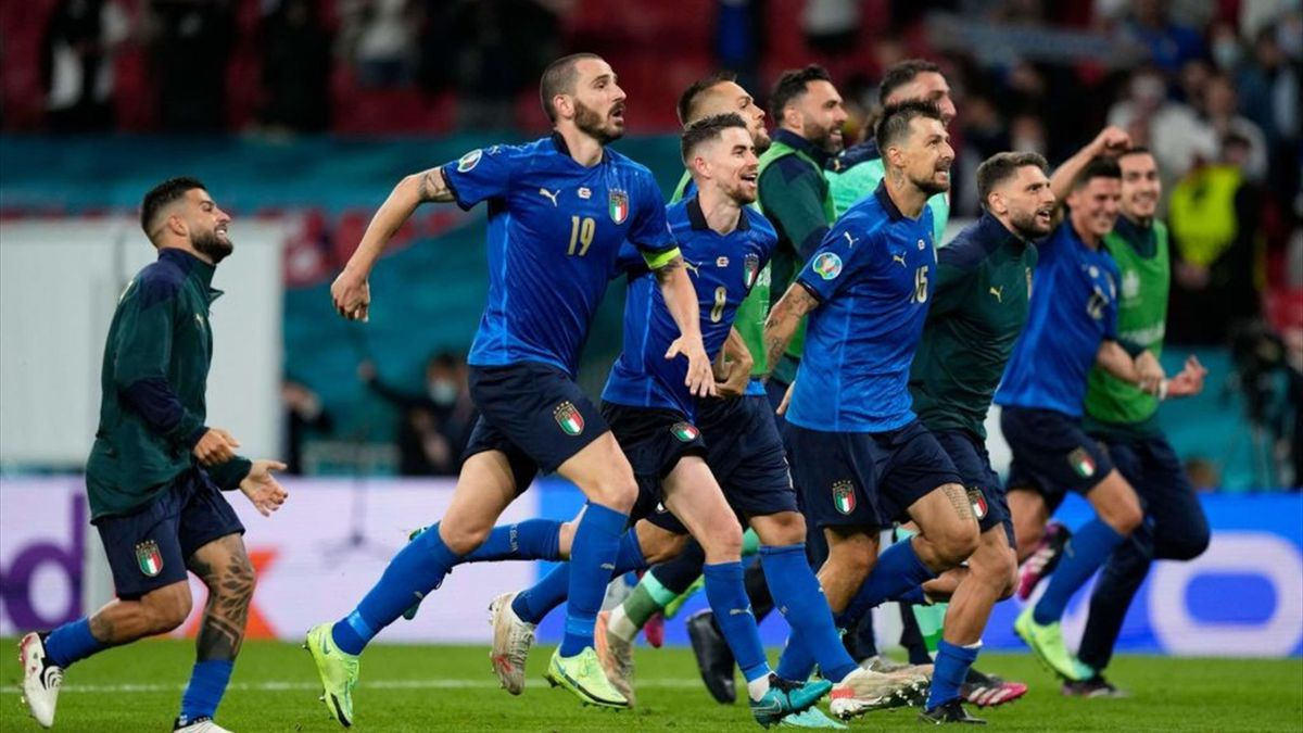 Italia-Austria - Euro 2020