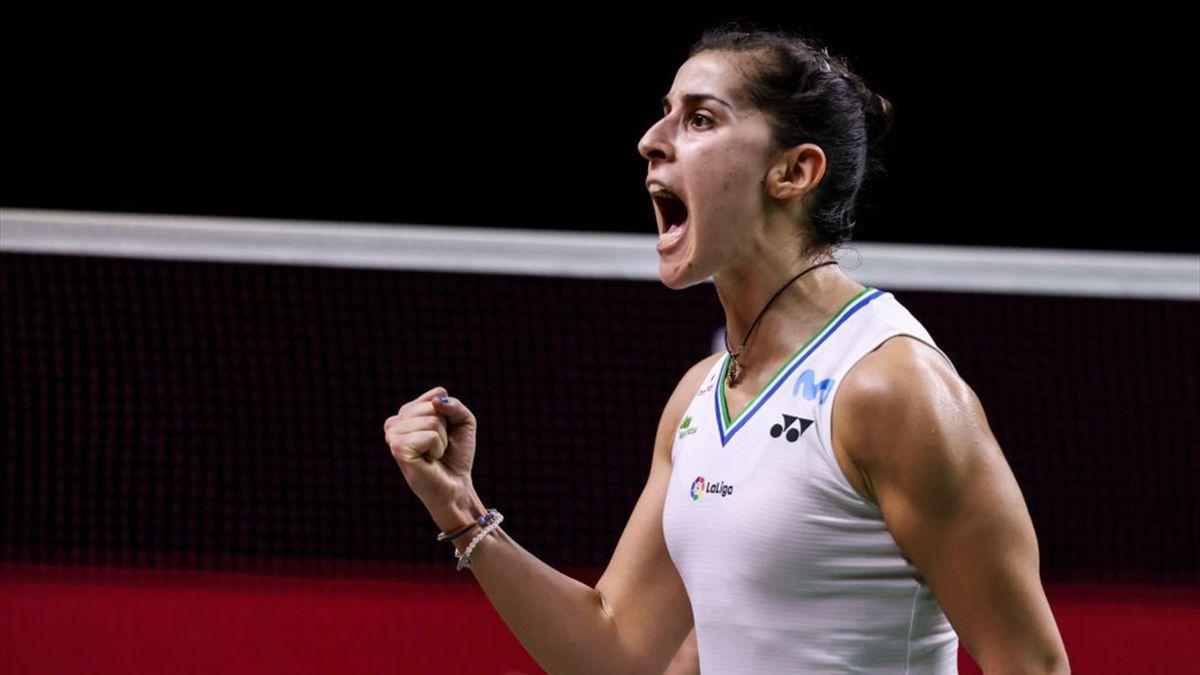 Carolina Marín, World Tour Finals 2021