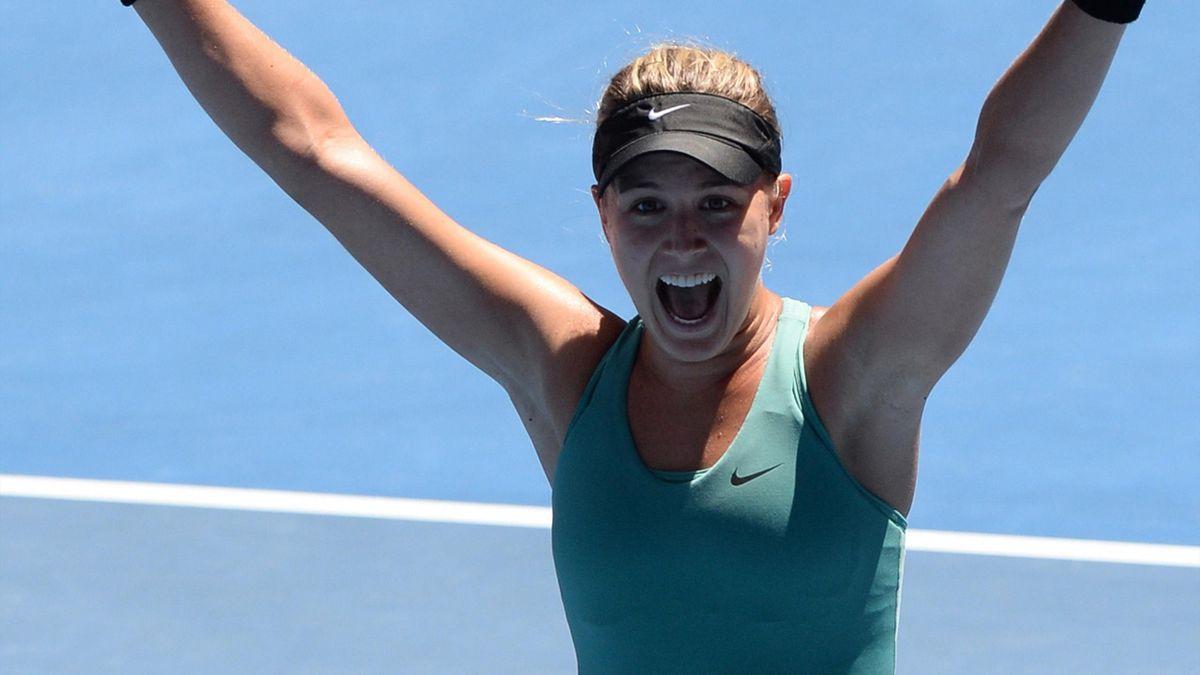 2014 Open Australie Eugenie Bouchard