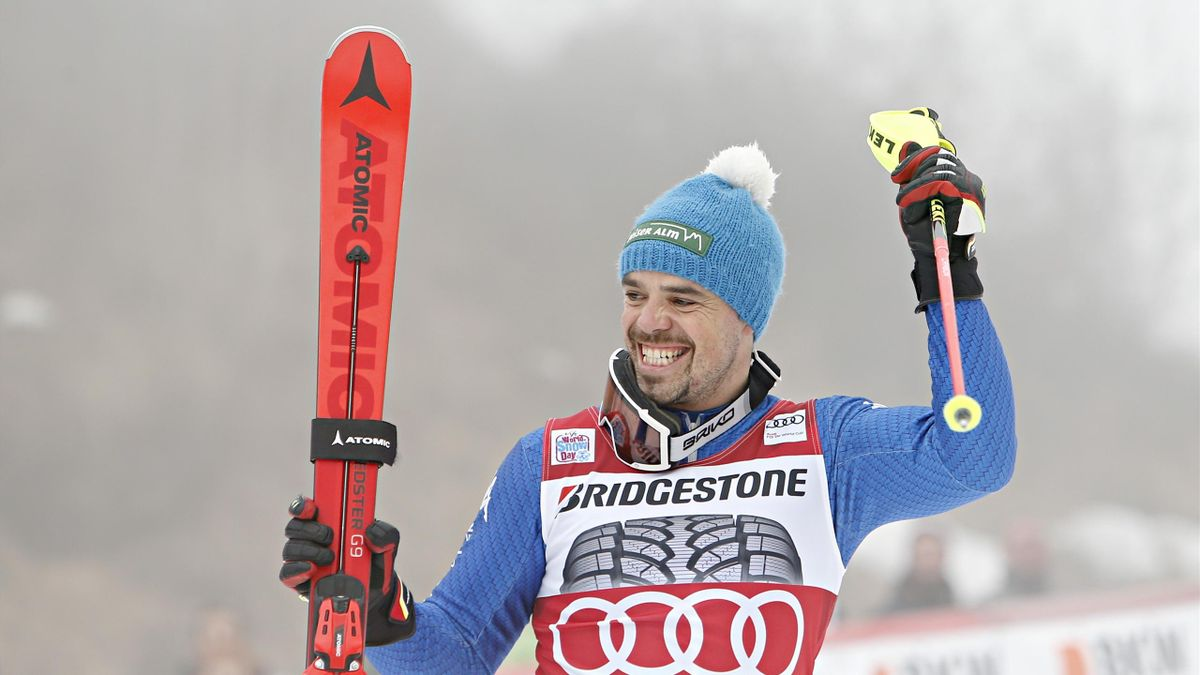 2018, Peter Fill, Wengen, Getty Images