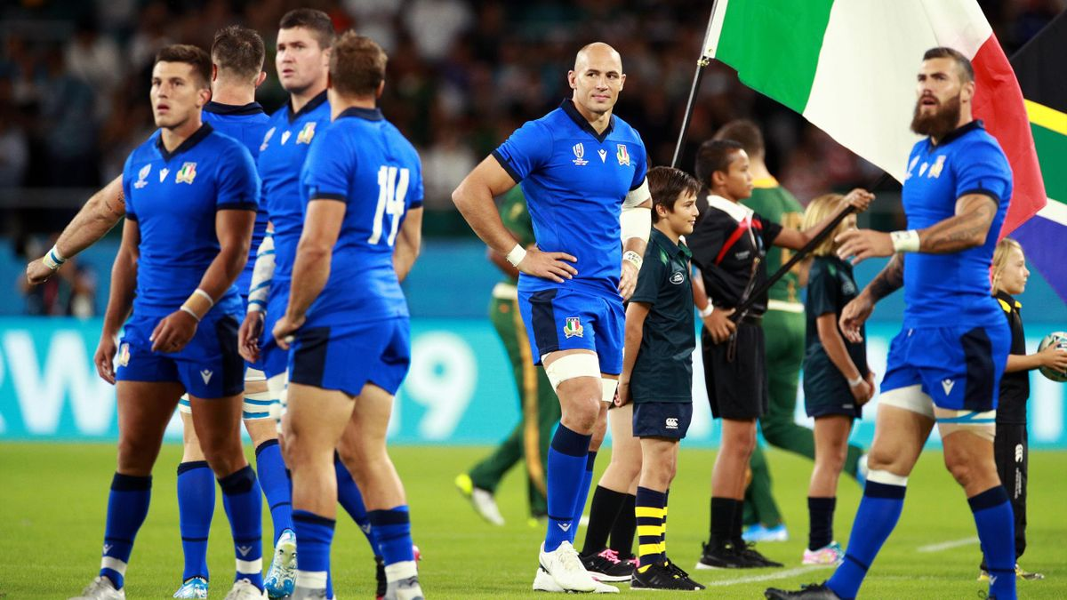 Sudafrica-Italia - 2019 World Cup Rugby Japan - Getty Images