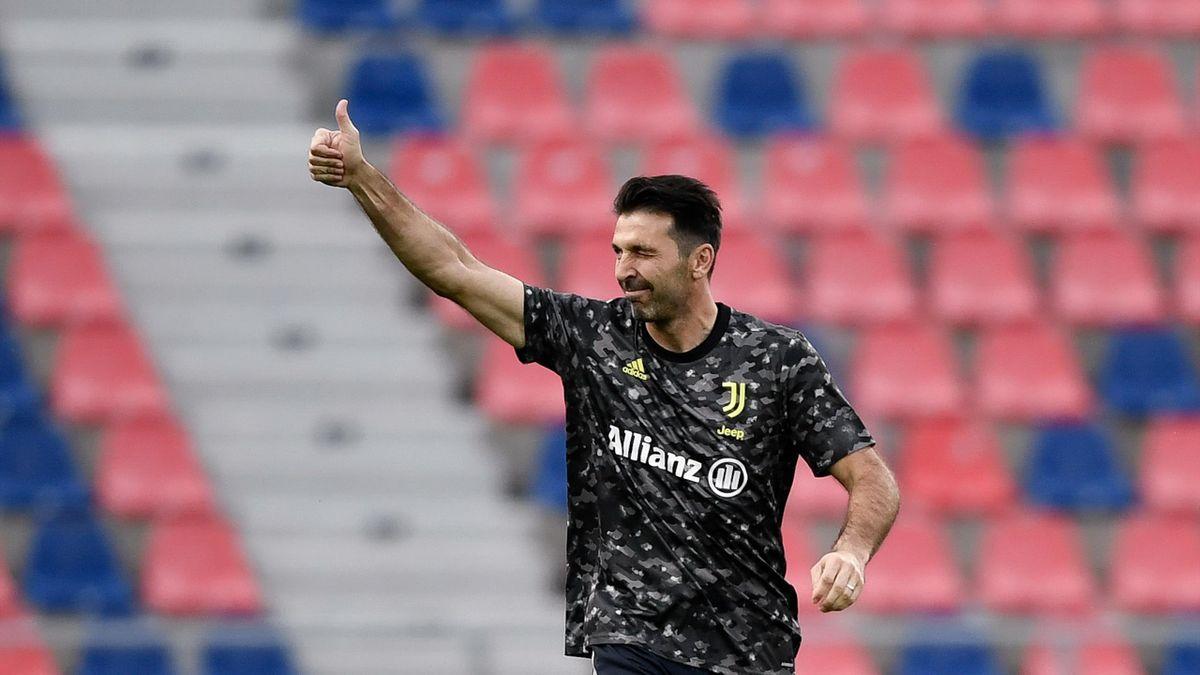 Gianluigi Buffon, Juventus, 2021