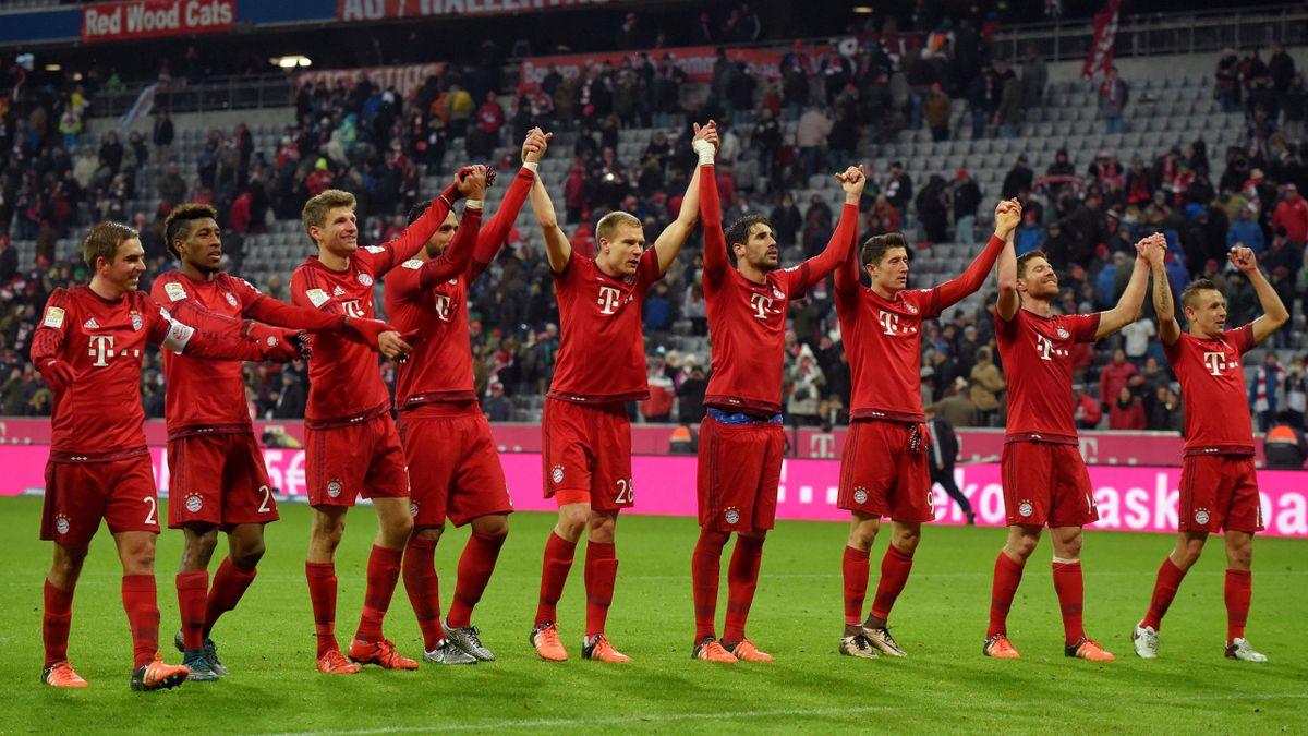 Der FC Bayern kann beeindruckende Statistiken vorweisen