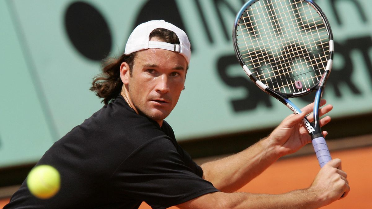 Carlos Moya avant Roland-Garros 2004