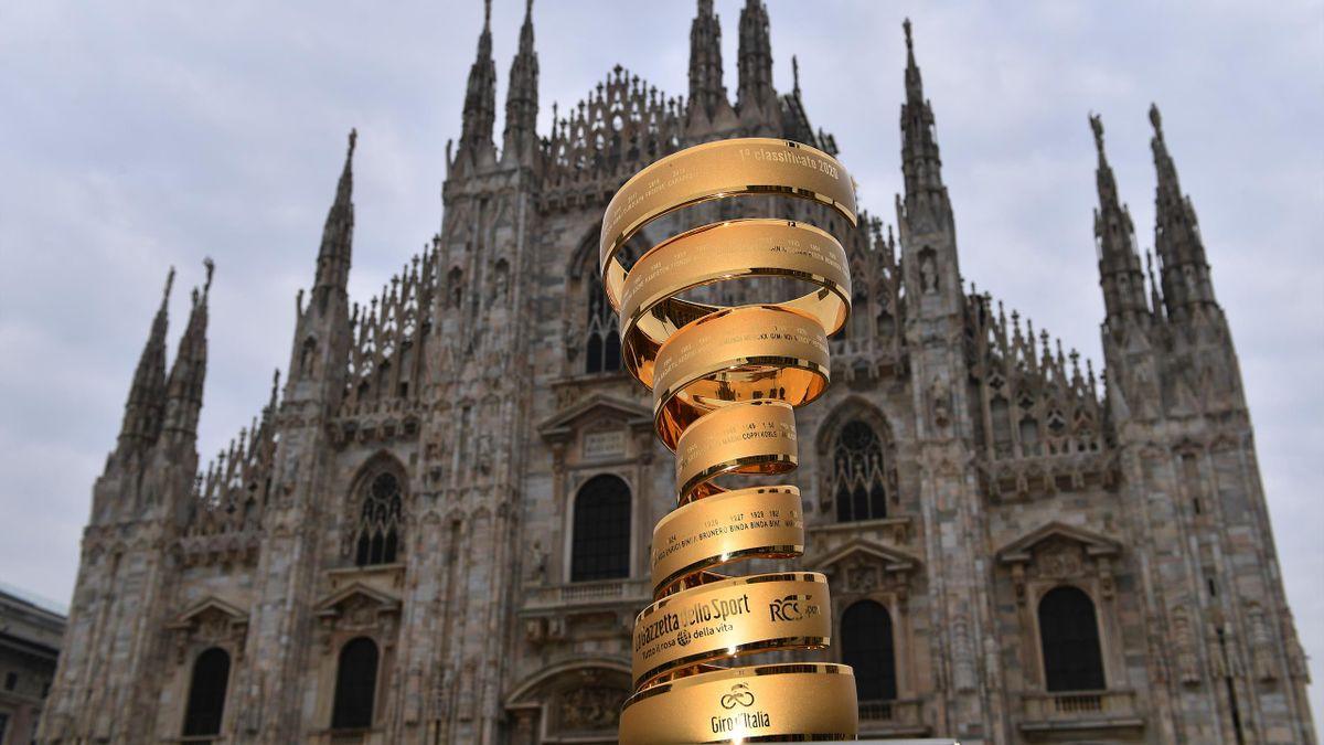 Trofeo Senza Fine - Giro d'Italia 2020 - Getty Images