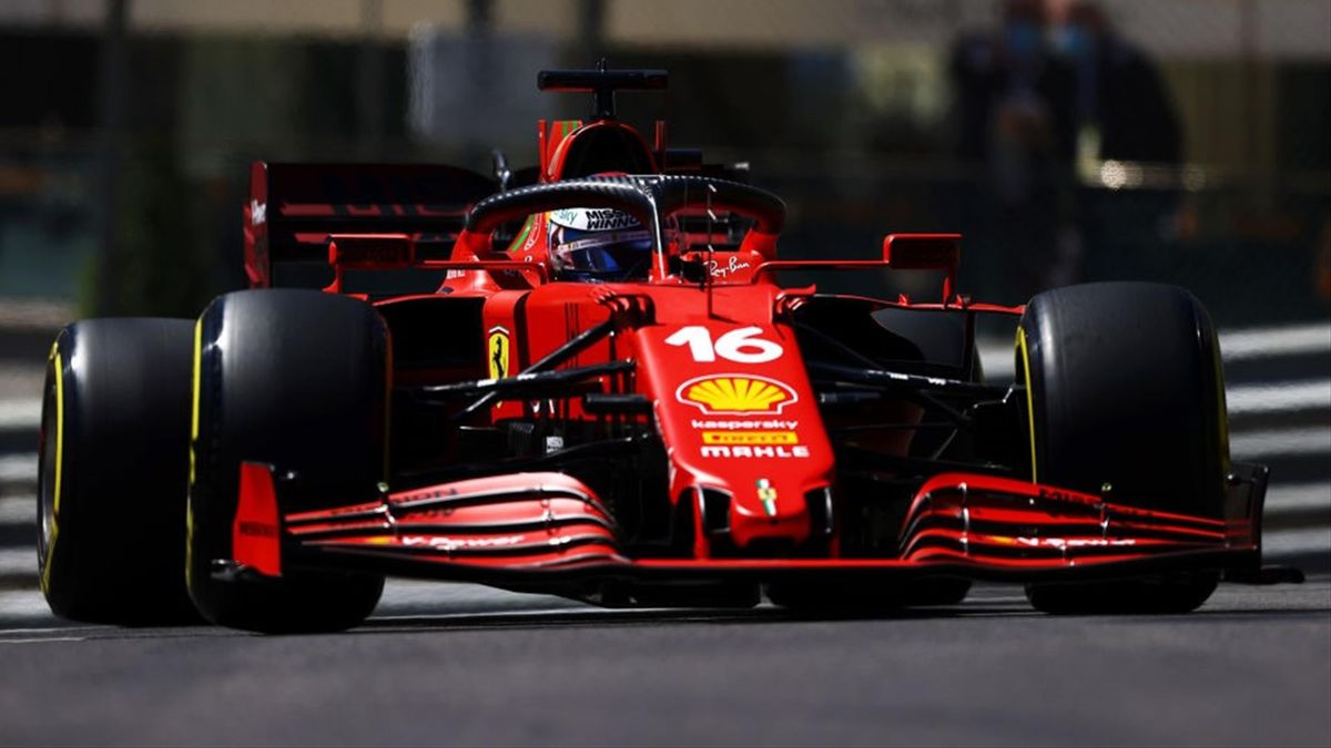 Charles Leclerc (Ferrari) - GP of Monaco 2021