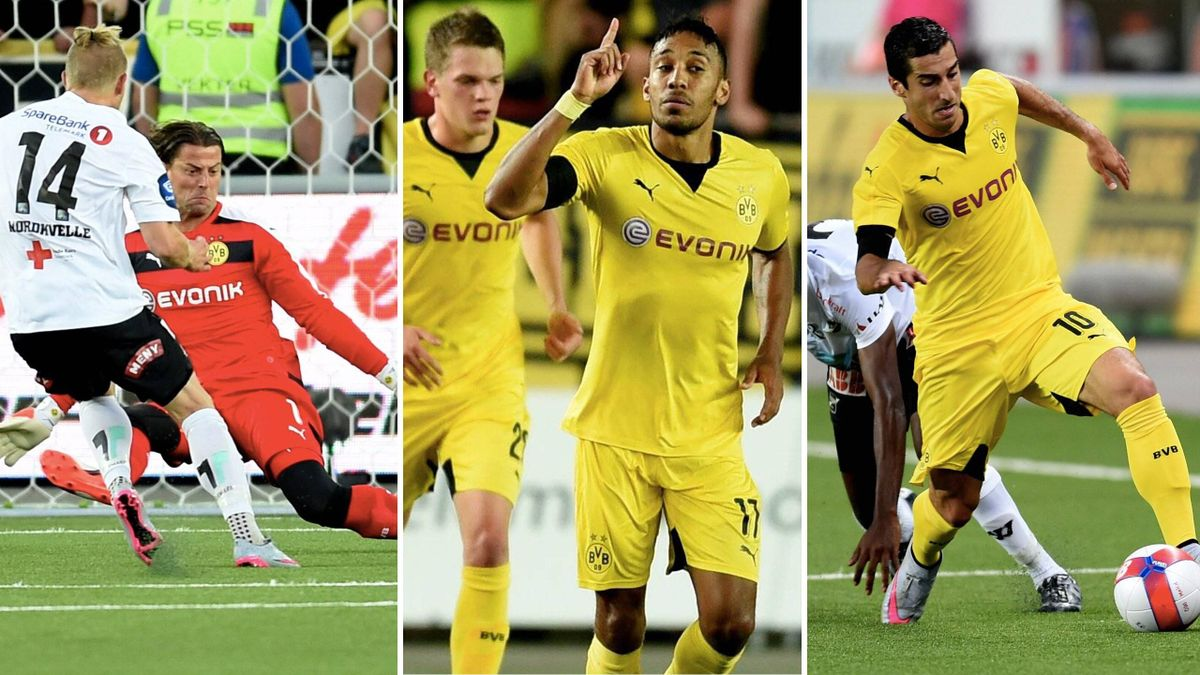 Odds Bk Borussia Dortmund