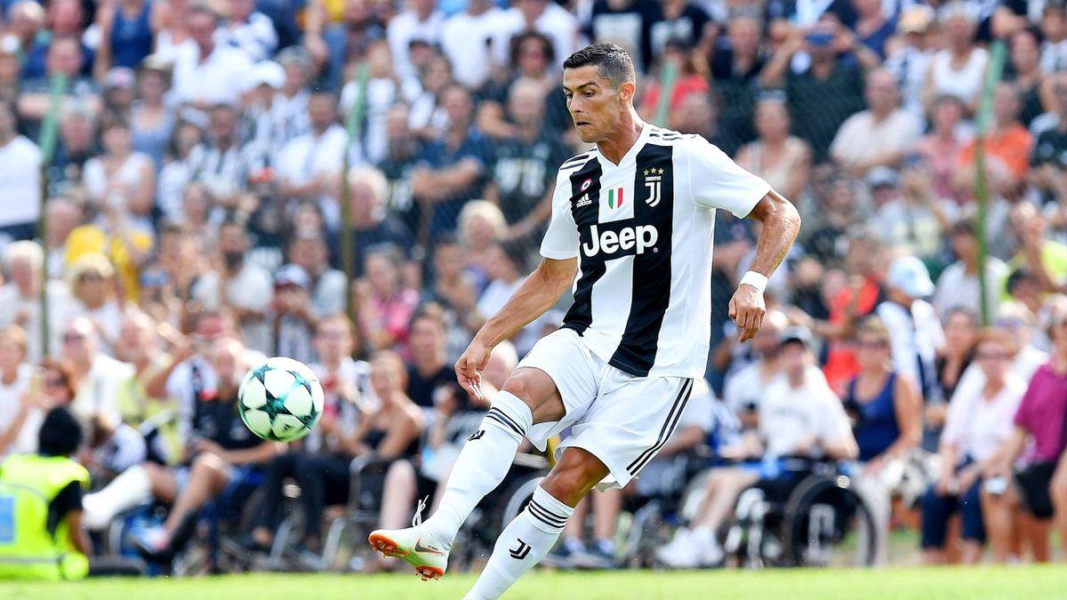CR7 bei Juventus