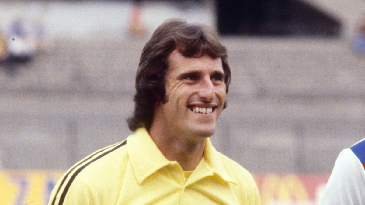Ray Clemence in 1982