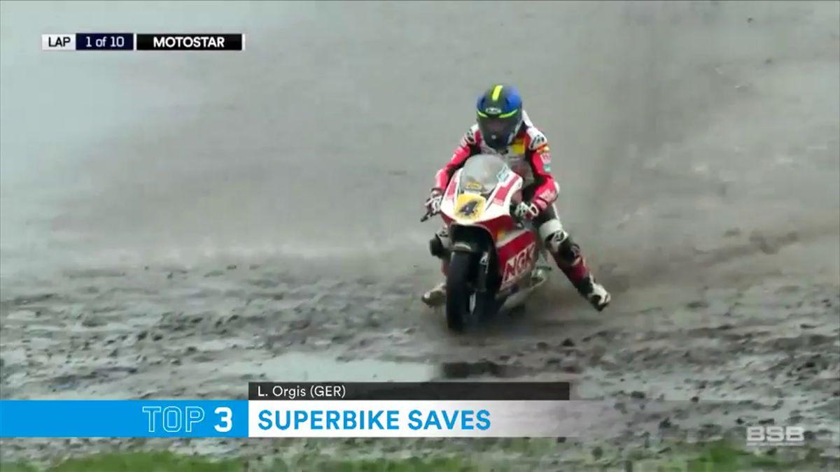Top 5 : superbikes saves