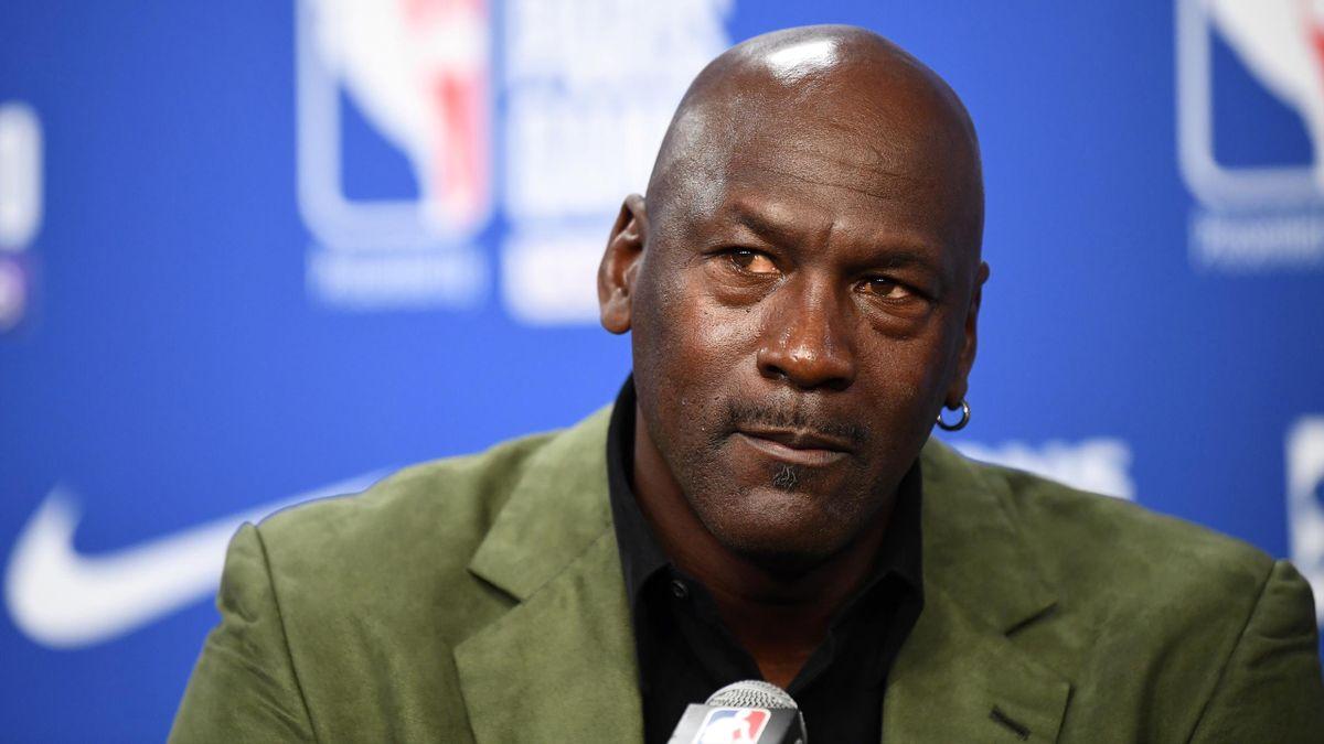 Michael Jordan reagiert wütend auf den Tod von George Floyd