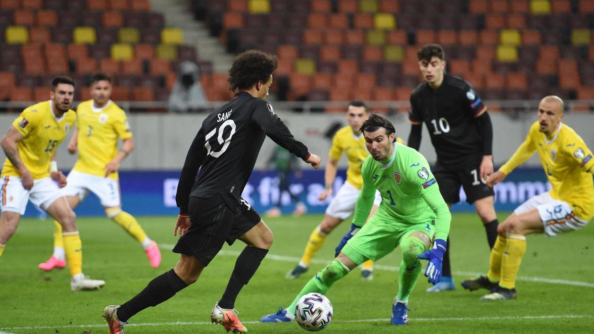 Florin Niță, în România - Germania 0-1