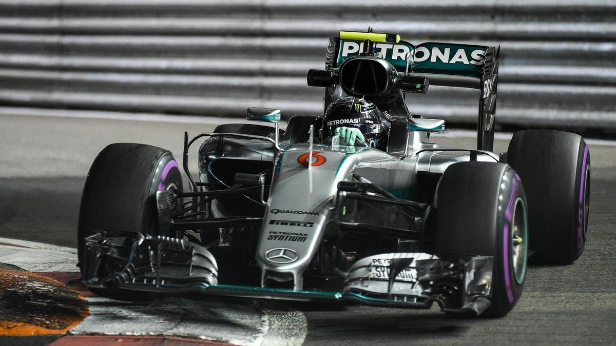 Nico Rosberg (Mercedes) - GP of Singapore 2016