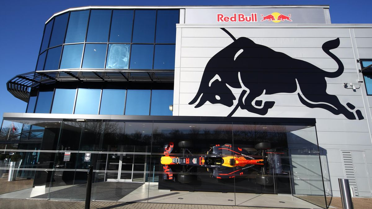 Red Bull baut ab 2022 eine neue Firma in Milton Keynes