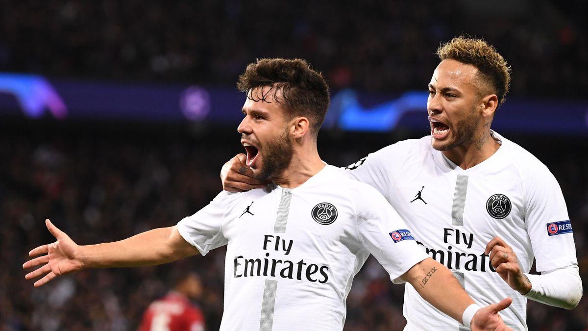 Al PSG basta un tempo: Liverpool battuto 2-1 e costretto a vincere ...
