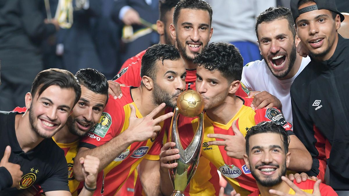 Esperance Tunis, winner CAF Champions League