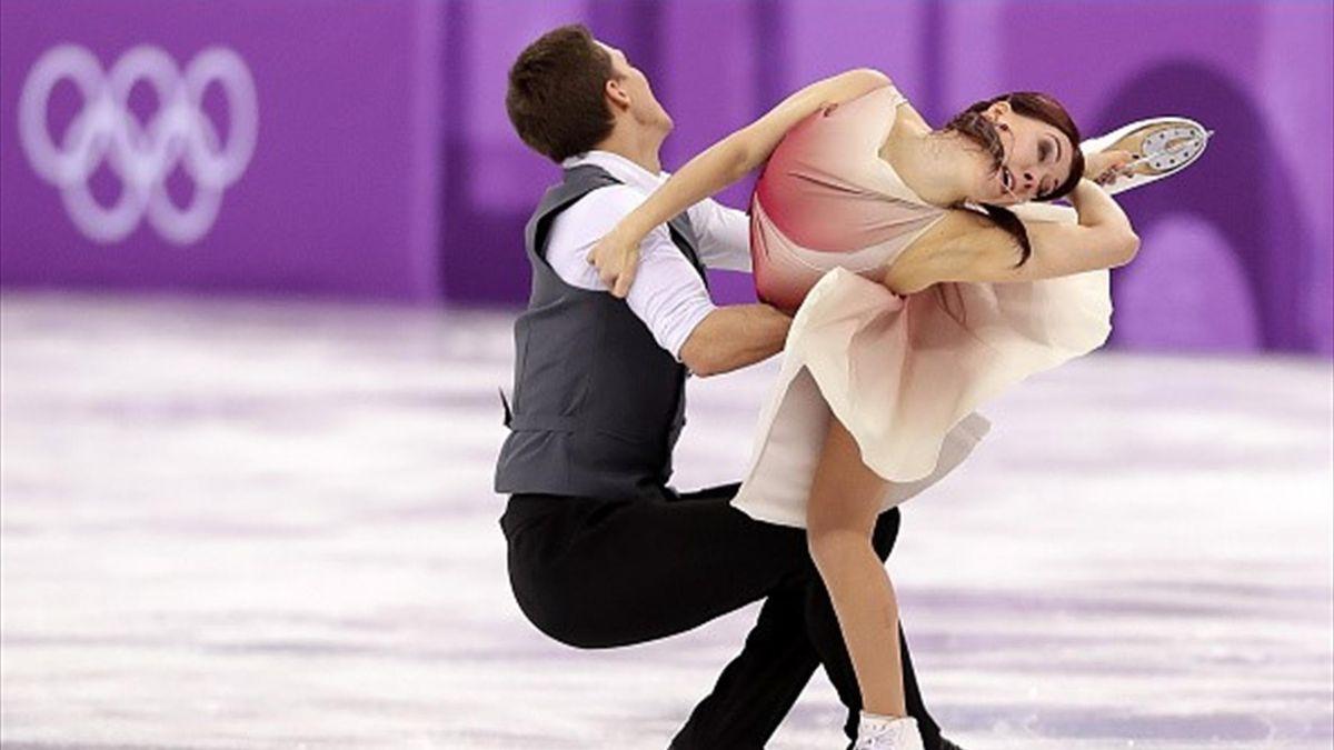Вторая медаль российских спортсменов