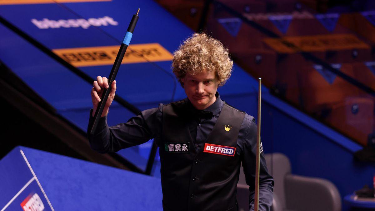 Neil Robertson steht bei der Snooker-WM 2021 im Viertelfinale