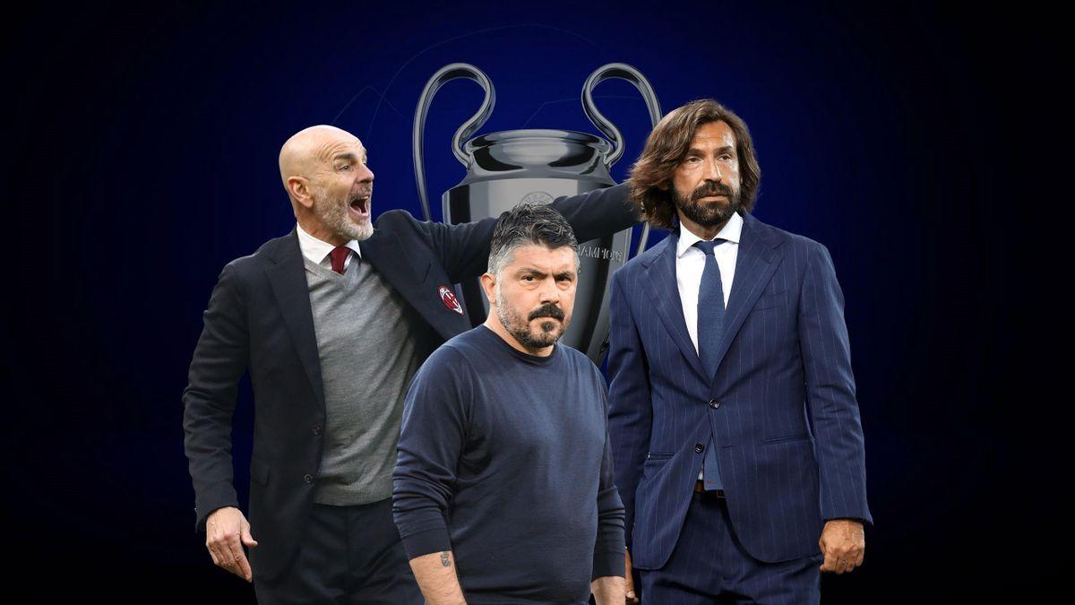 Milan, Napoli e Juve in Champions se...Le combinazioni