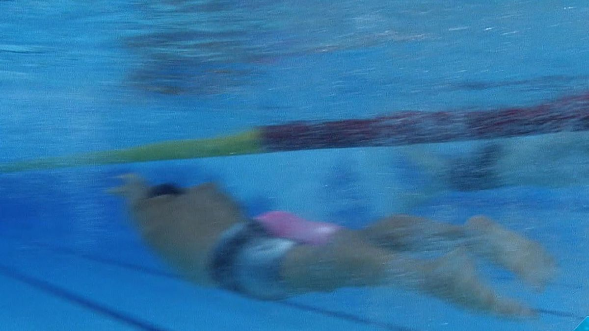 European Championship : 400m individual freestyle men