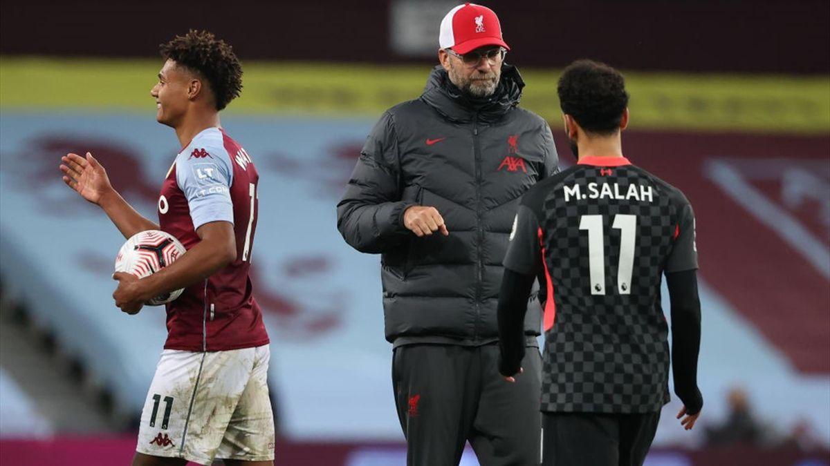 Premier League   Aston Villa - Liverpool 7-2