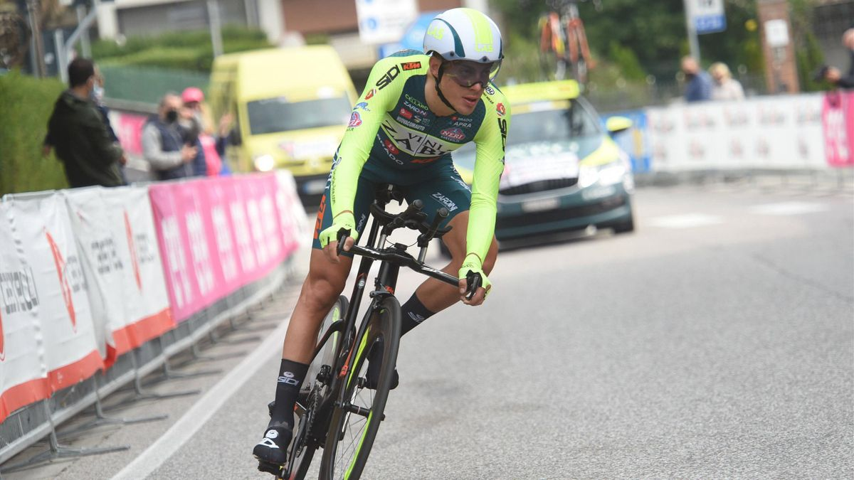 Matteo Spreafico - Giro 2020