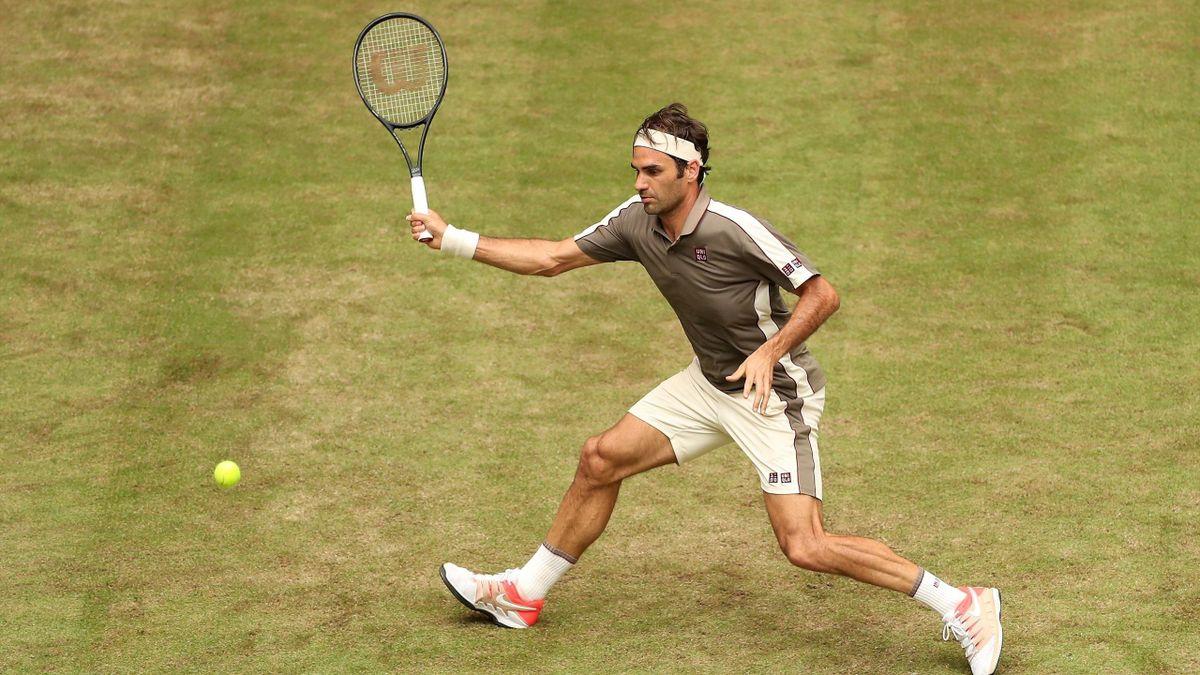Roger Federer ATP Halle