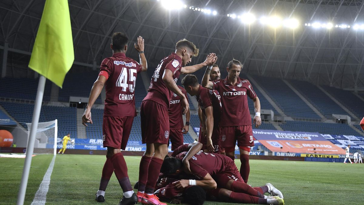 CFR Cluj, în Europa League