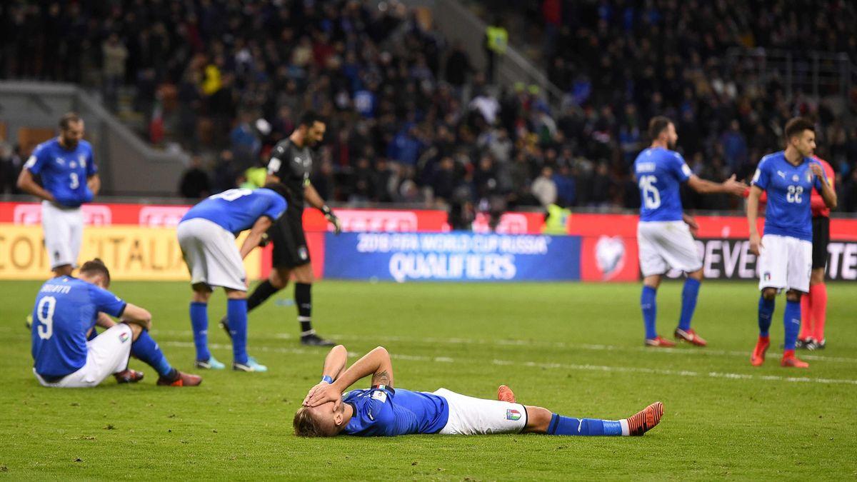 Italia-Svezia, qualificazioni Mondiali 2018