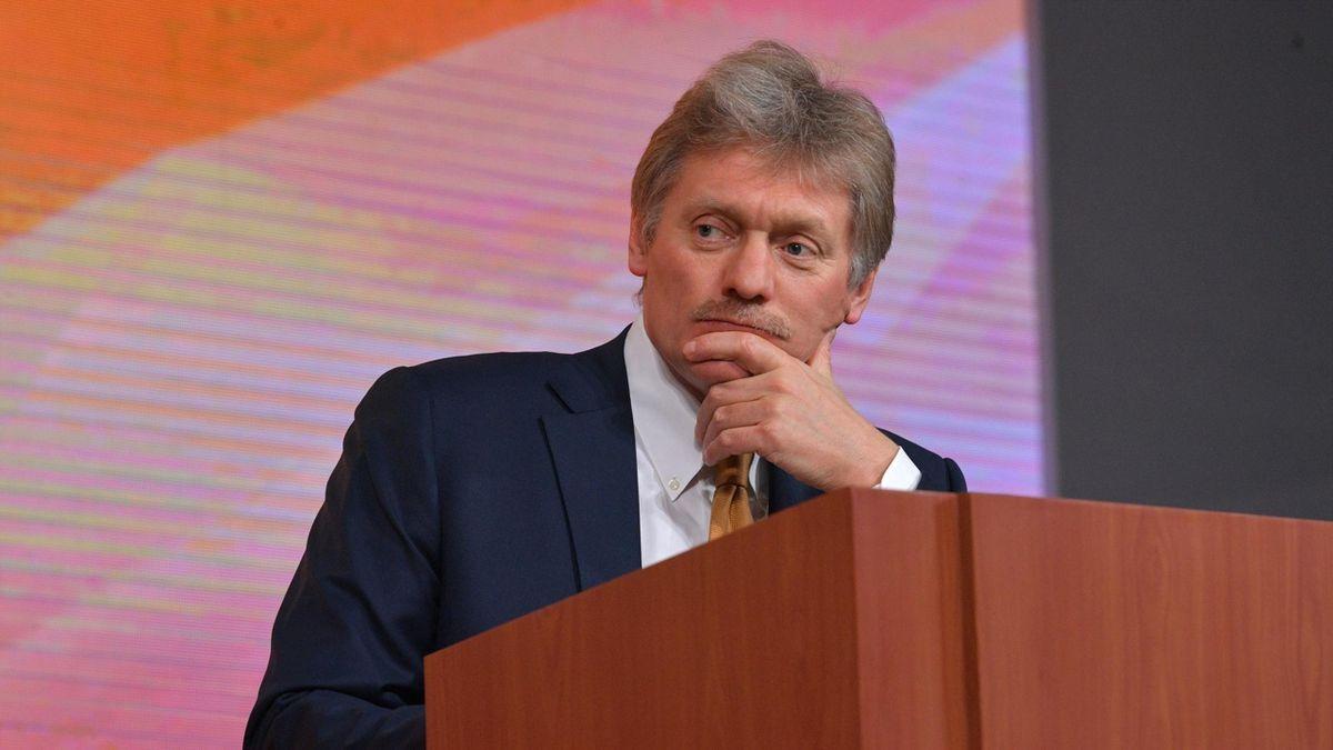 Дмитрий Песков (kremlin.ru)