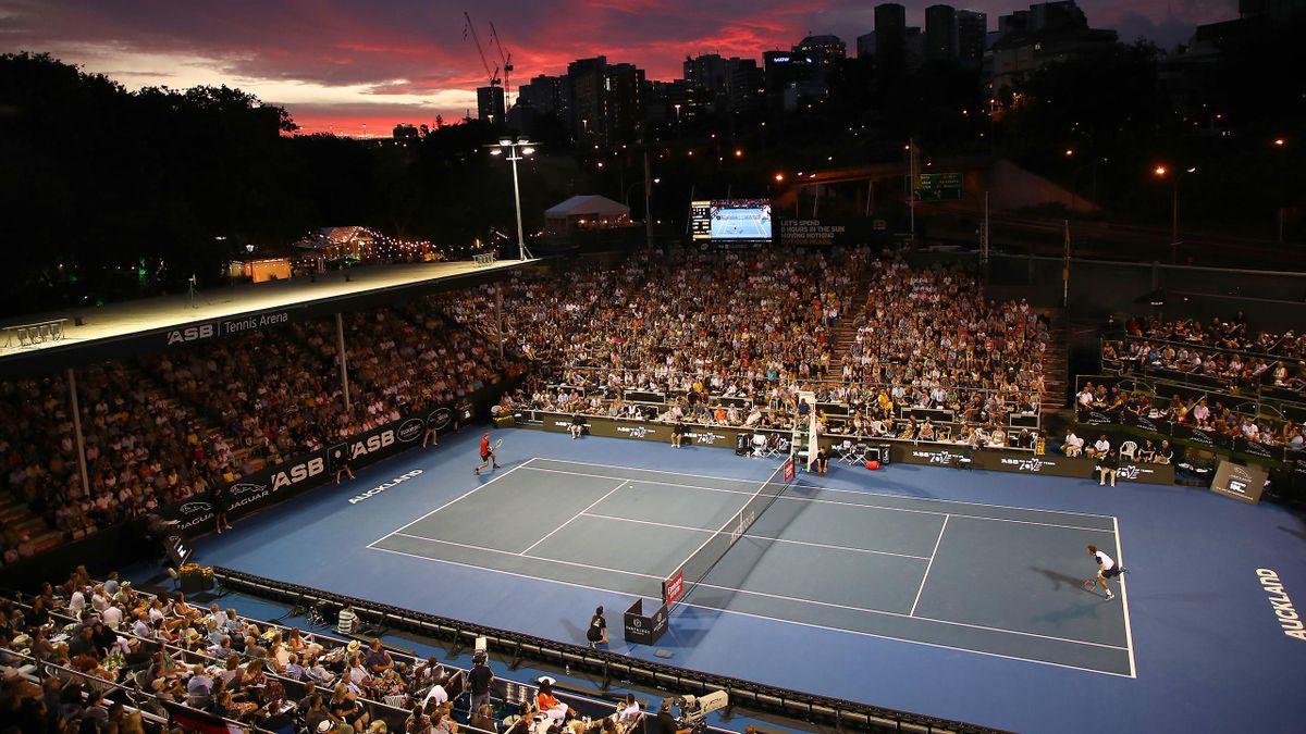 Calendrier Atp 2021 Tennis ATP   Le tournoi d'Auckland n'aura pas lieu en 2021 à cause