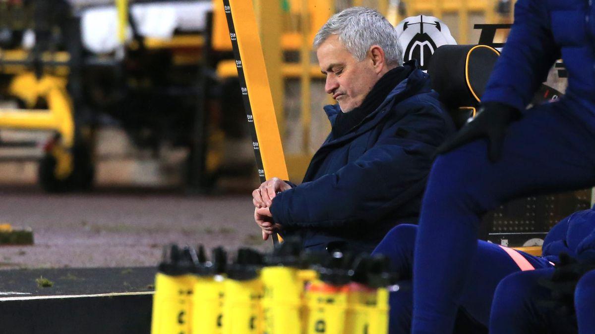 """Le Mou peut faire la moue : Les Spurs repartent de Wolverhampton avec """"seulement"""" un point - 27/12/2020"""