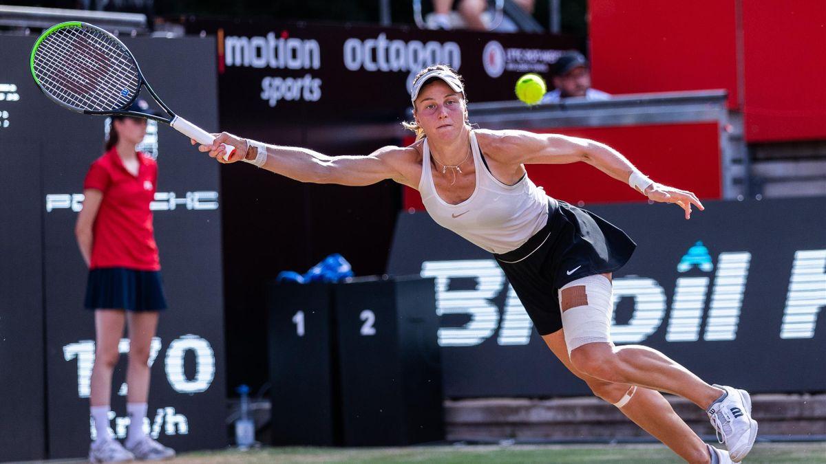 Liudmila Samsonova  holt den Titel beim WTA-Turnier in Berlin