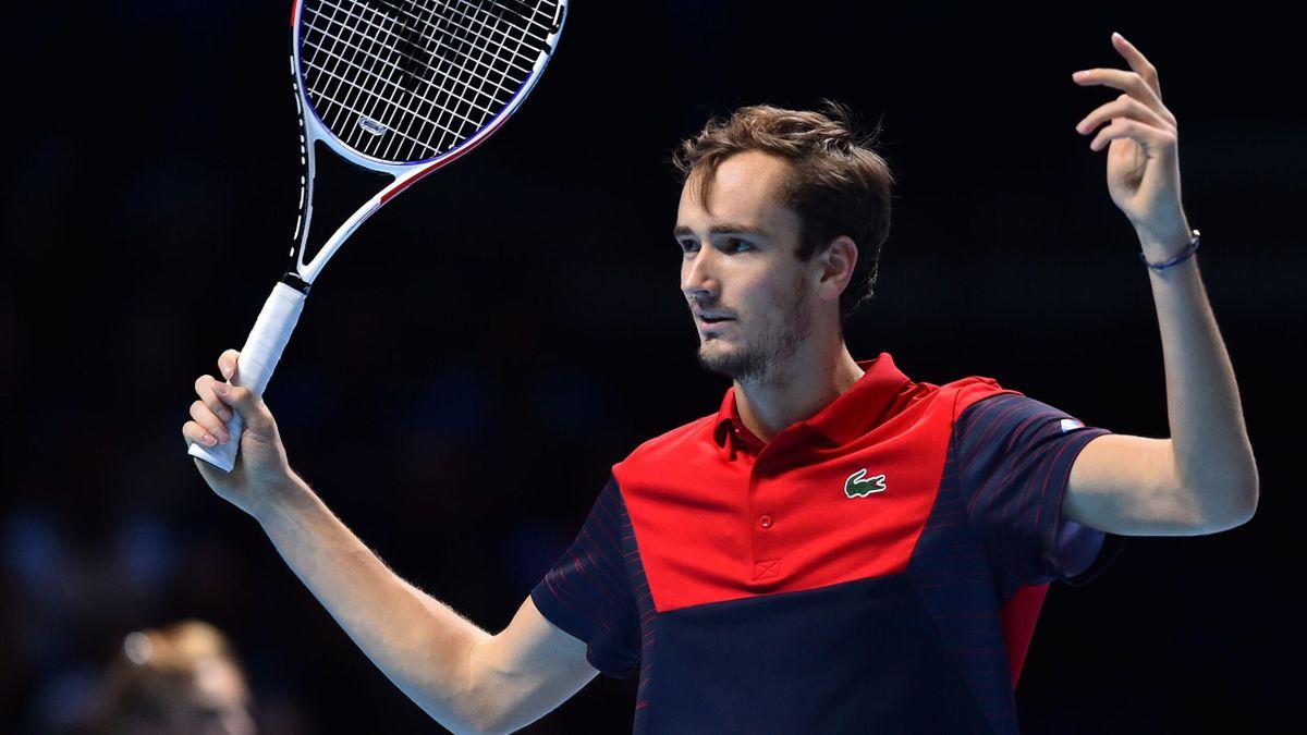 Daniil Medvedev (ATP Finals 2019)