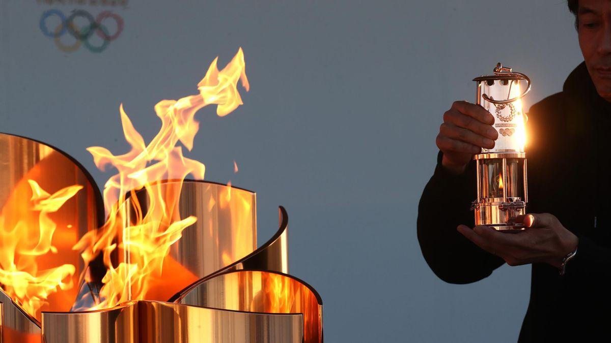Jocurile Olimpice 2020: Tot ce trebuie să știi despre torța olimpică