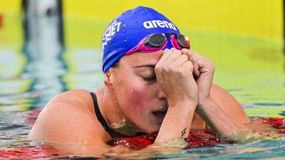 Charlotte Bonnet sur les championnats de France 2021