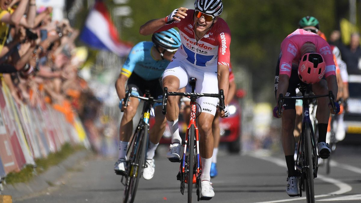 Mathieu van der Poel Amstel Gold Race