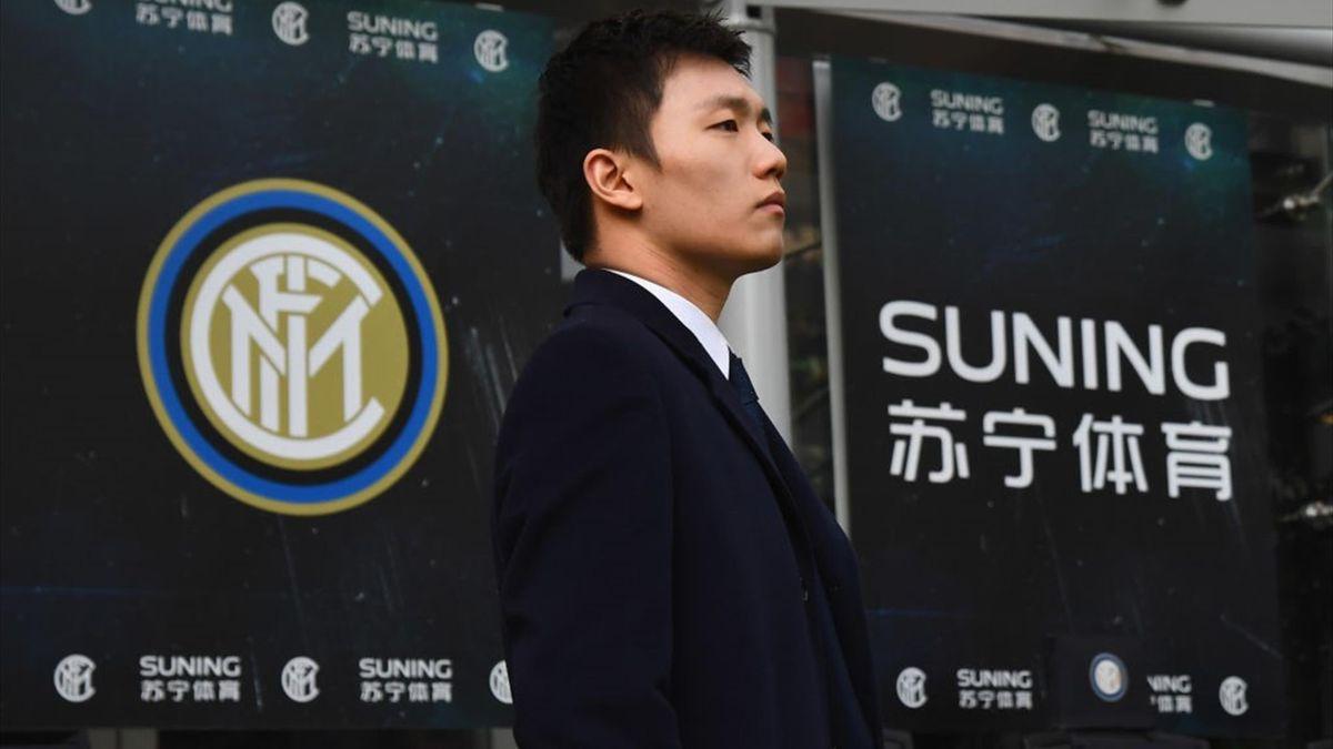 Steven Zhang - Suning - Inter