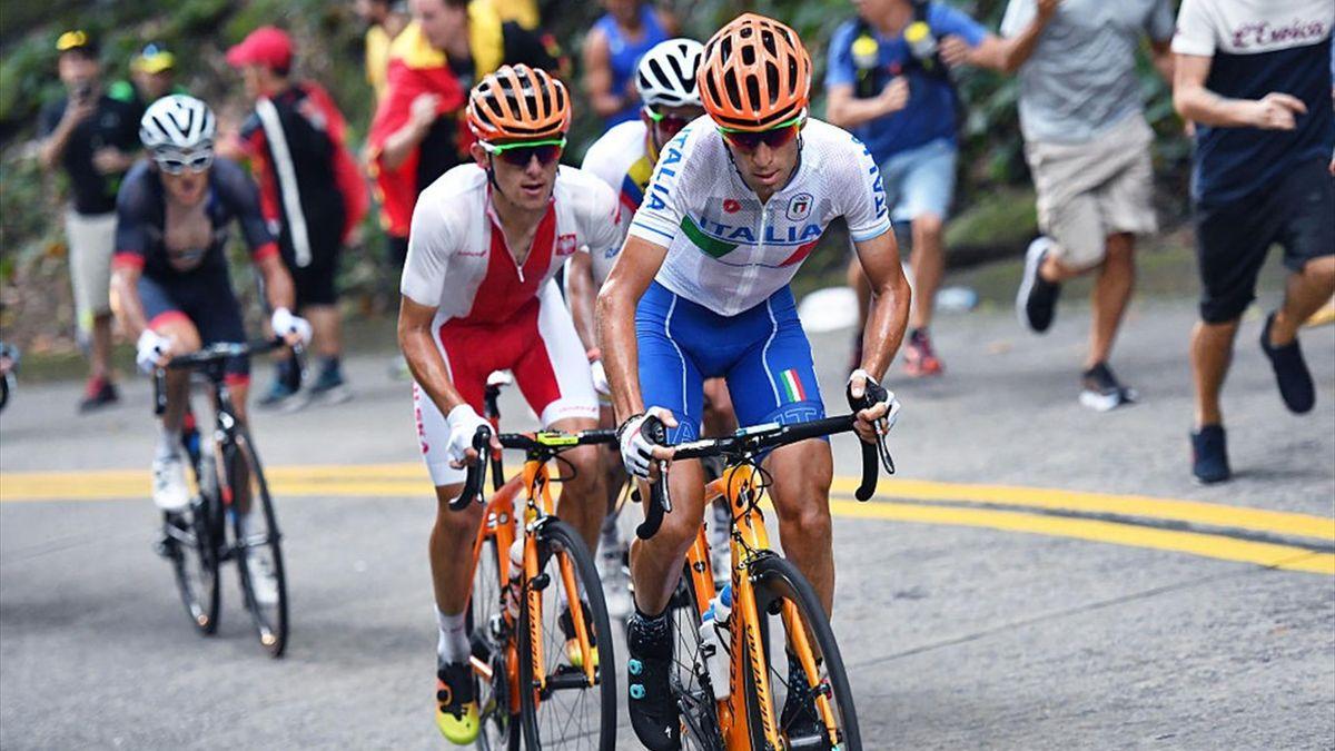 Vincenzo Nibali, Kwiatkowski - 2016 Giochi Olimpici, Olimpiadi di Rio - Getty Images