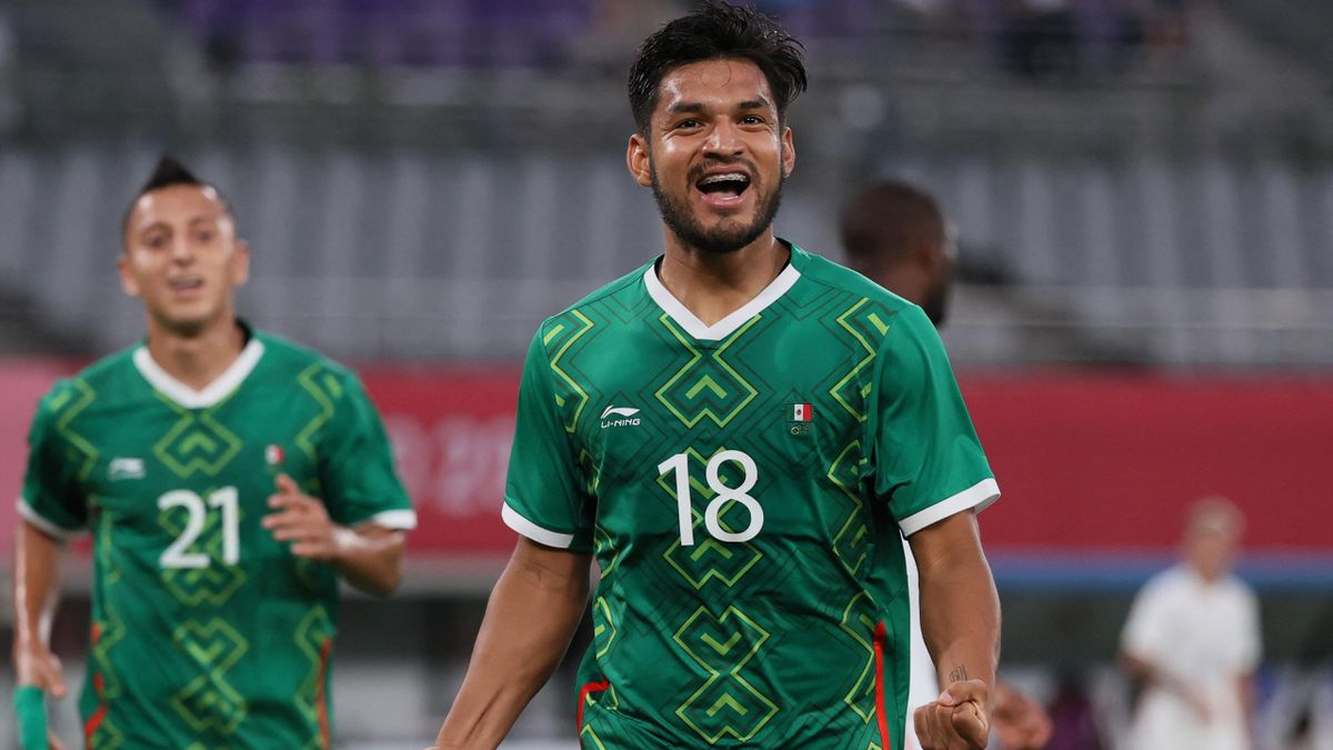 Tokyo 2020 football: Aguirre wraps up emphatic 4-1 win for Mexico over France