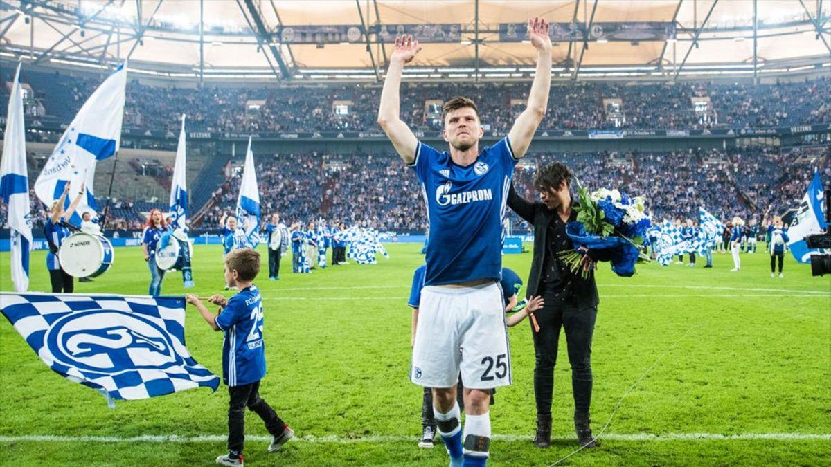 Huntelaar - Schalke 04-Amburgo - Bundesliga 2016/2017 - Getty Images