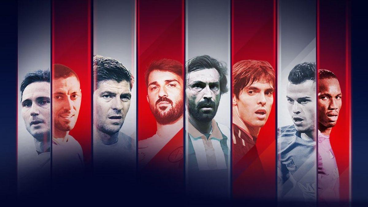 MLS stars 2015