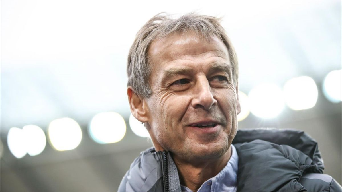 Jürgen Klinsmann ist aktuell ohne Job im Fußball-Geschäft